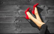 Появление трещин на пятках у женщин 💁