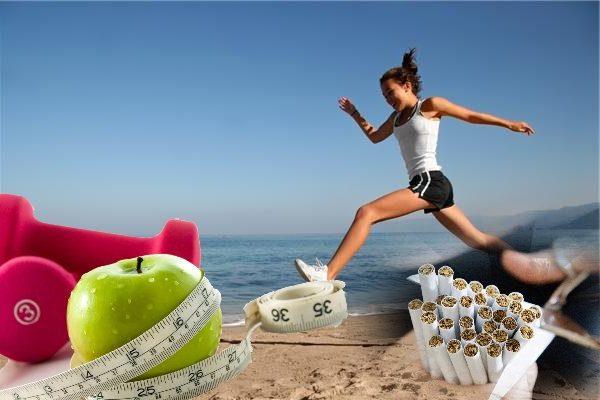 Здоровый образ жизни как профилактика от шпоры