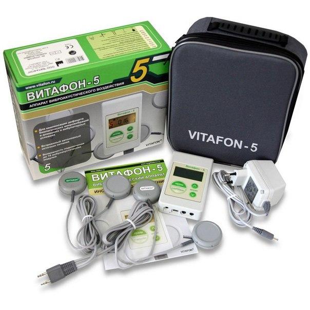 Виброакустическая модель Витафон 5