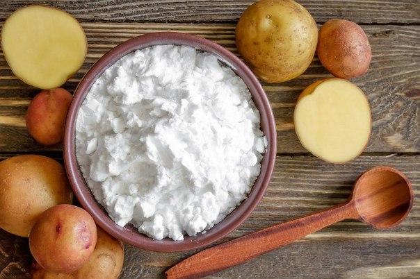 Ванночка из Картофеля и Соды