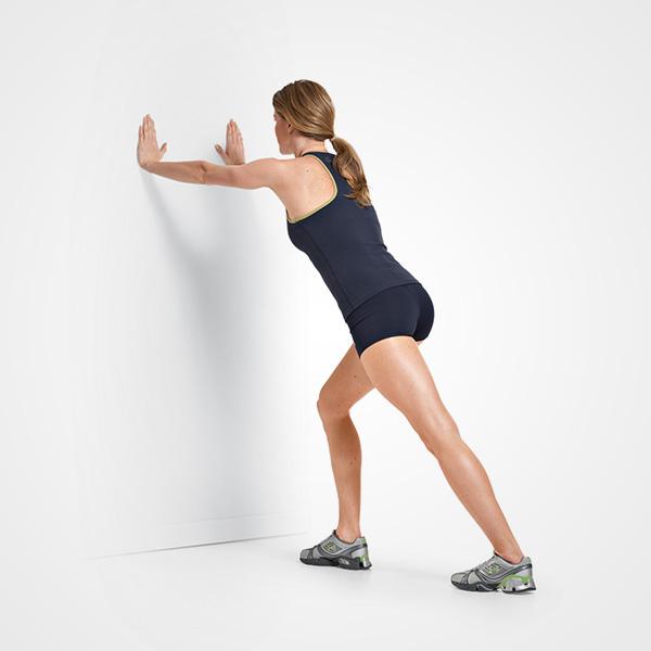 Упражнения ЛФК при лечении и профилактике пяточной шпоры